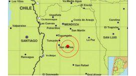 El sismo ocurrió cerca de la ciudad de San Carlos