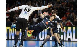 Argentina se despidió temprano del Mundial de Francia
