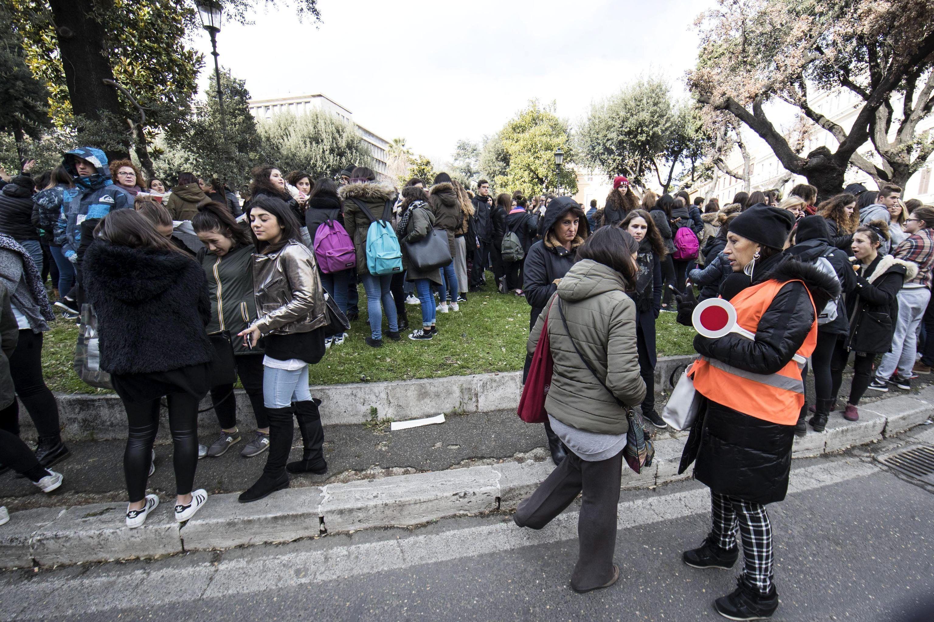 Susto en Roma por el sismo que se vivió en centro de Italia