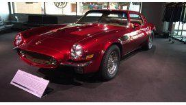 General Motors propuso un viaje al pasado en Detroit