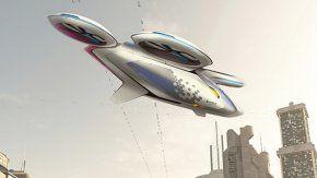 Los prototipos de vehículos voladores autónomos ya existen