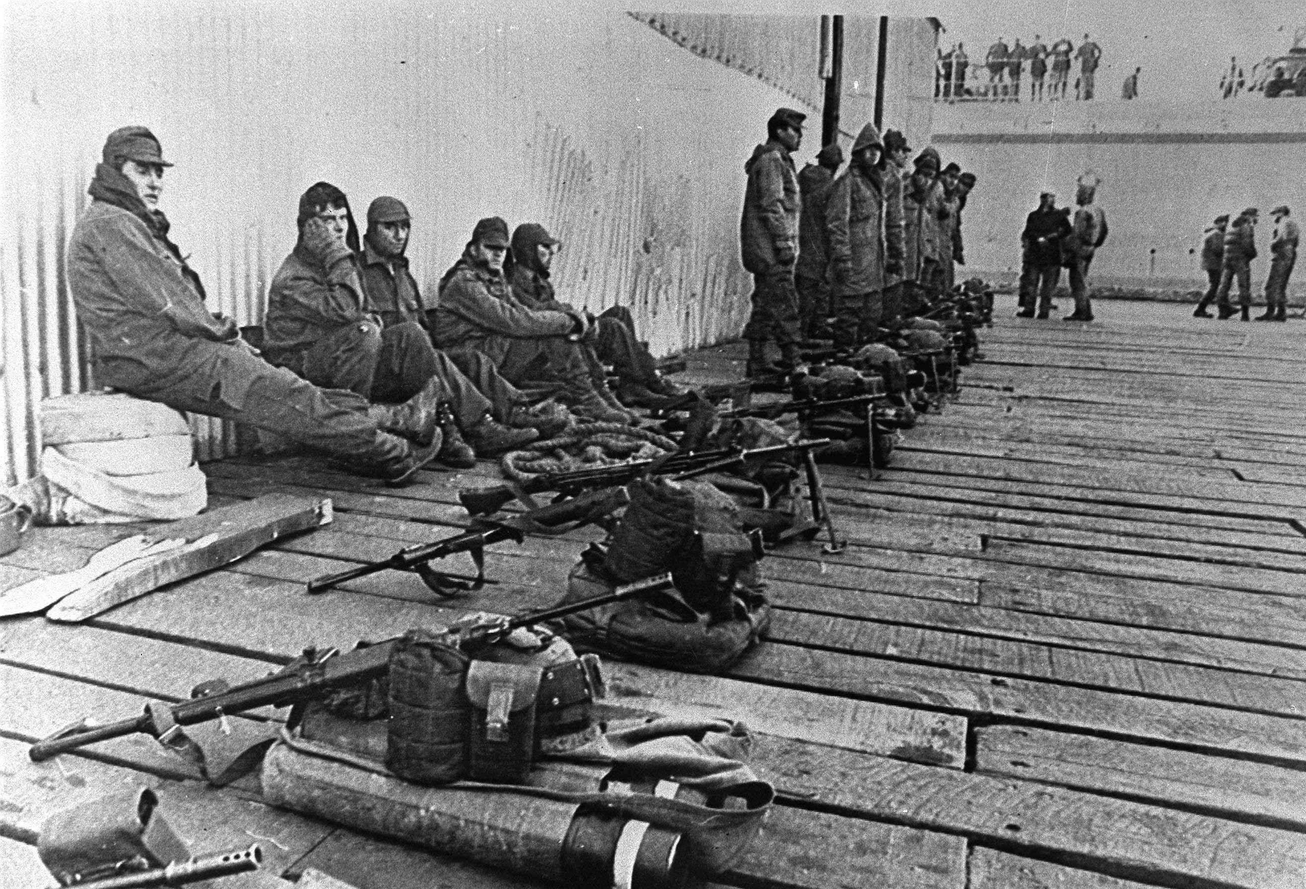 La CIA tenía un plan para devolverle las Malvinas a la Argentina