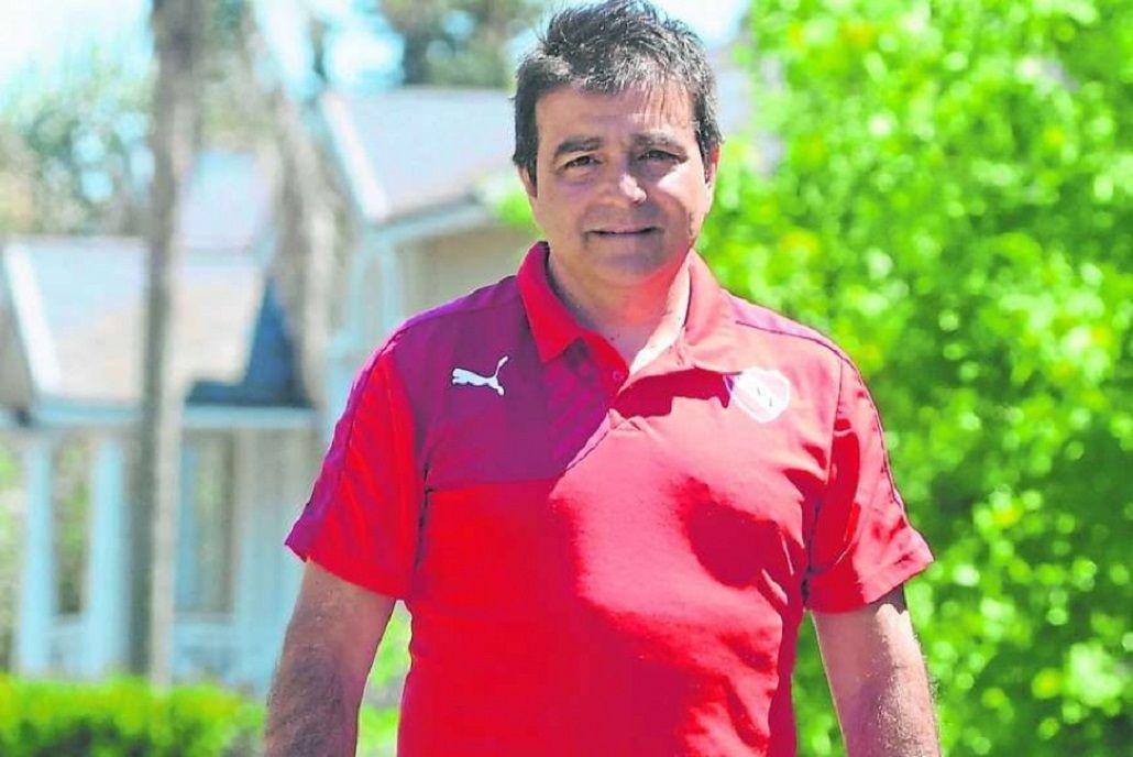 Claudio Vivas dejó su puesto de Coordinador de Inferiores