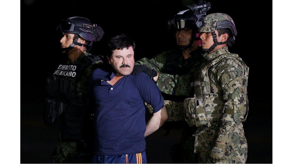 Extraditaron al Chapo Guzmán