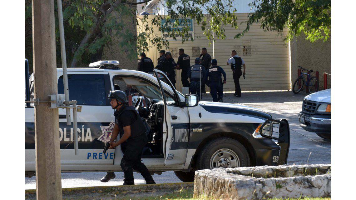 Un muerto y varios heridos en tiroteo en Cancún