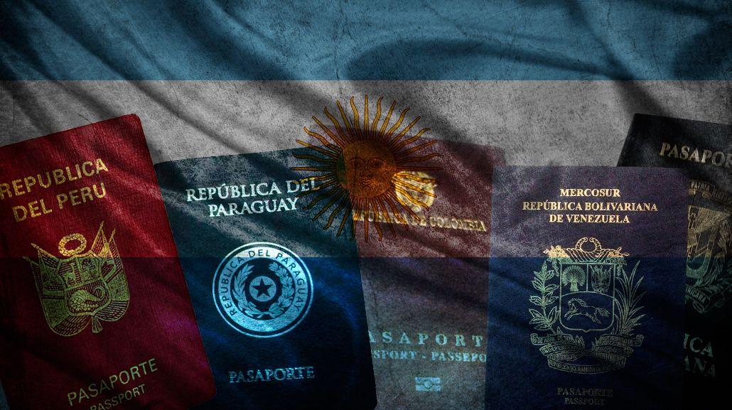 Más de 38 mil extranjeros fueron rechazados desde 2014