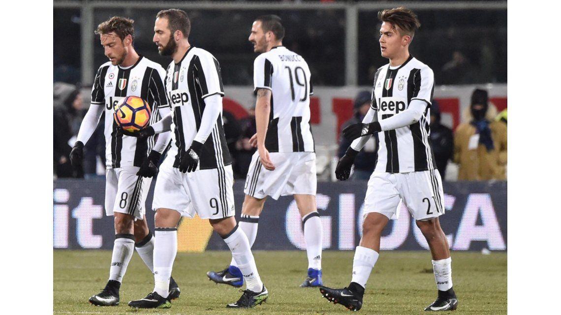 Los argentinos son la carta de gol de la poderosa Juventus