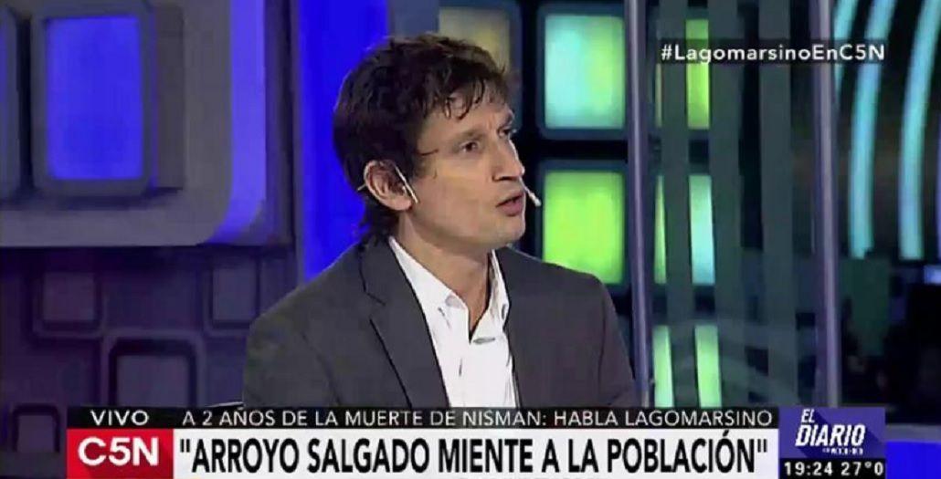 Nisman tomó la decisión de dispararse