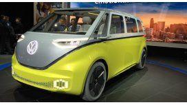 En el Salón de Detroit, los vehículos autónomos tuvieron preponderancia