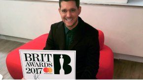 Michael Bublé no será parte de los Brit Awards
