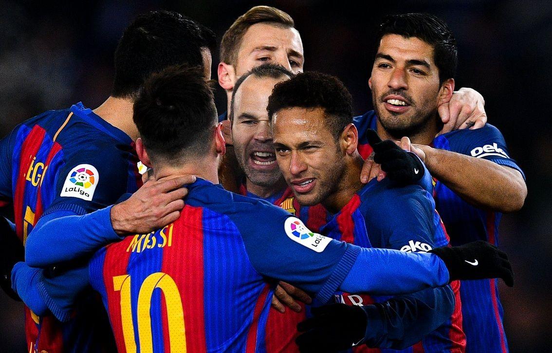 Barcelona va por otro triunfo en la Liga