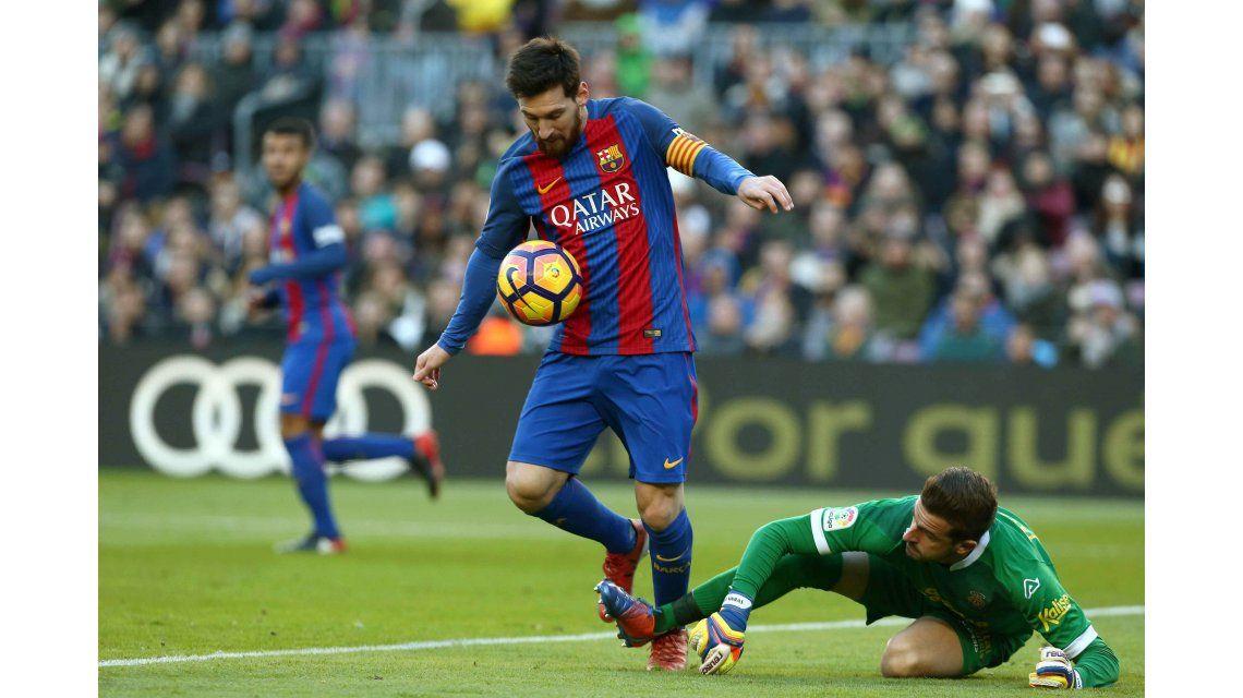 Messi contra Varas