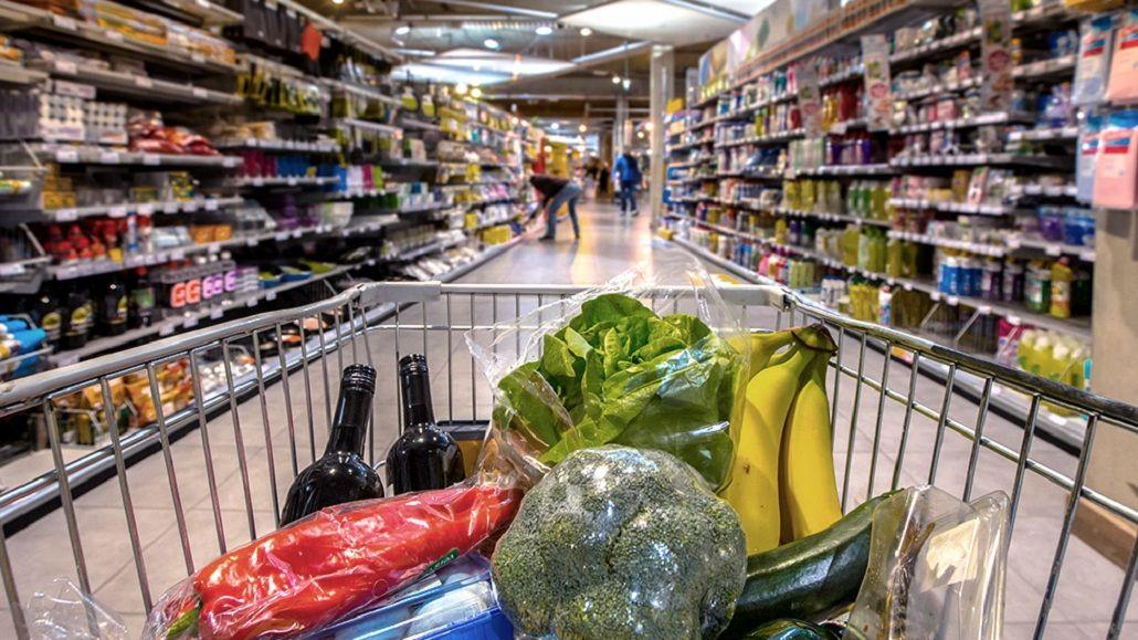 Las ventas minoristas en la Ciudad se hundieron hasta 16%