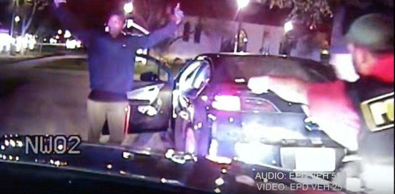 Abuso policial a un joven negro en Estados Unidos