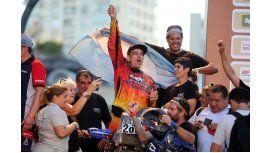 El Rally Dakar movilizó 150 mil personas que gastaron cerca de $90 millones