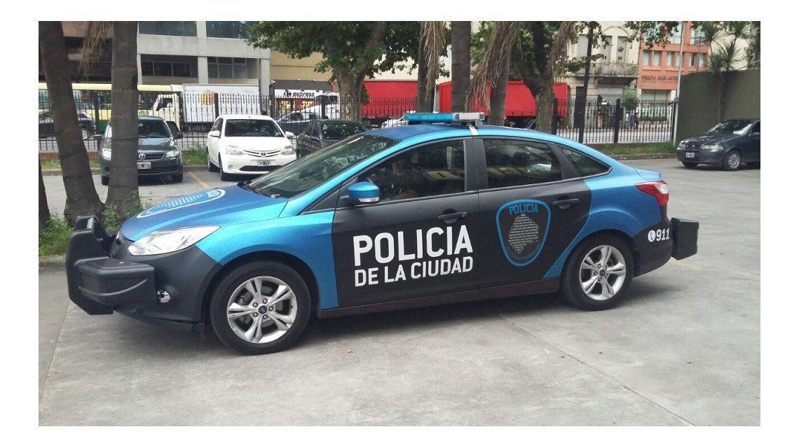 La Policía de la Ciudad ya patrulla las calles porteñas