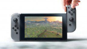 Swtich, la nueva consola de Nintendo