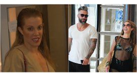 Miriam Lanzoni habló del supuesto romance con el empresario Halbinger