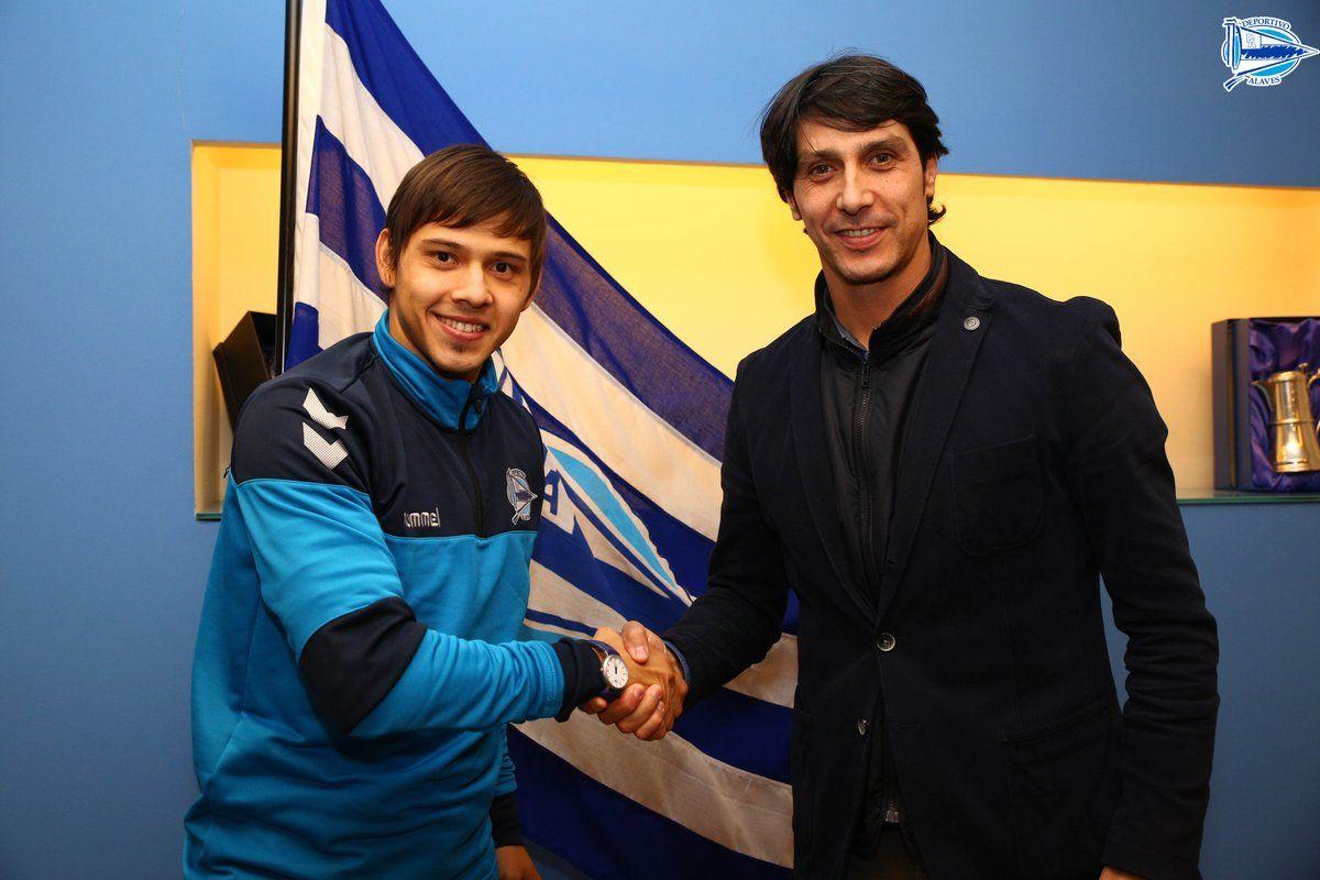 Romero jugará un año en el Alaves
