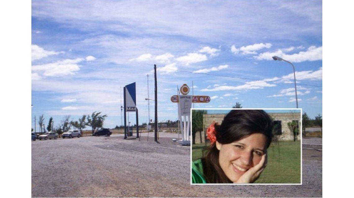 No hallaron material genético de María Cash en Chubut
