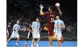Los Gladiadores, superados por Qatar