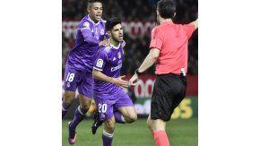 El fantástico gol de Asensio ante Sevilla
