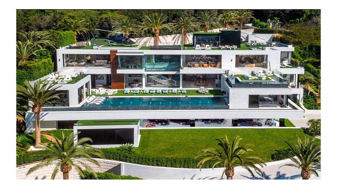 Sale a la venta la casa m s cara de los estados unidos for Tutto x la casa