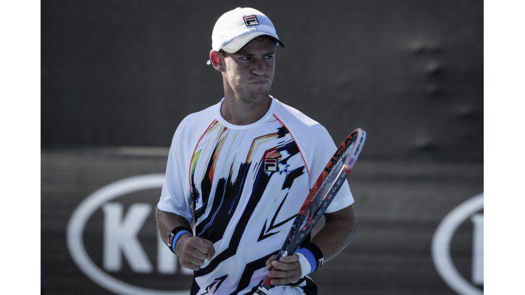 Diego Schwartzman avanzó a la segunda ronda del Abierto de Australia