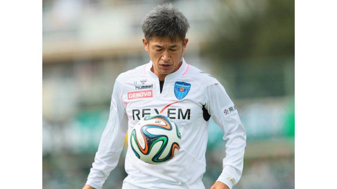 El japonés jugará su temporada 32