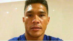 Teo Gutiérrez se quiere ir de Central