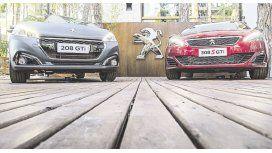Desde Cariló, Peugeot adelantó sus novedades
