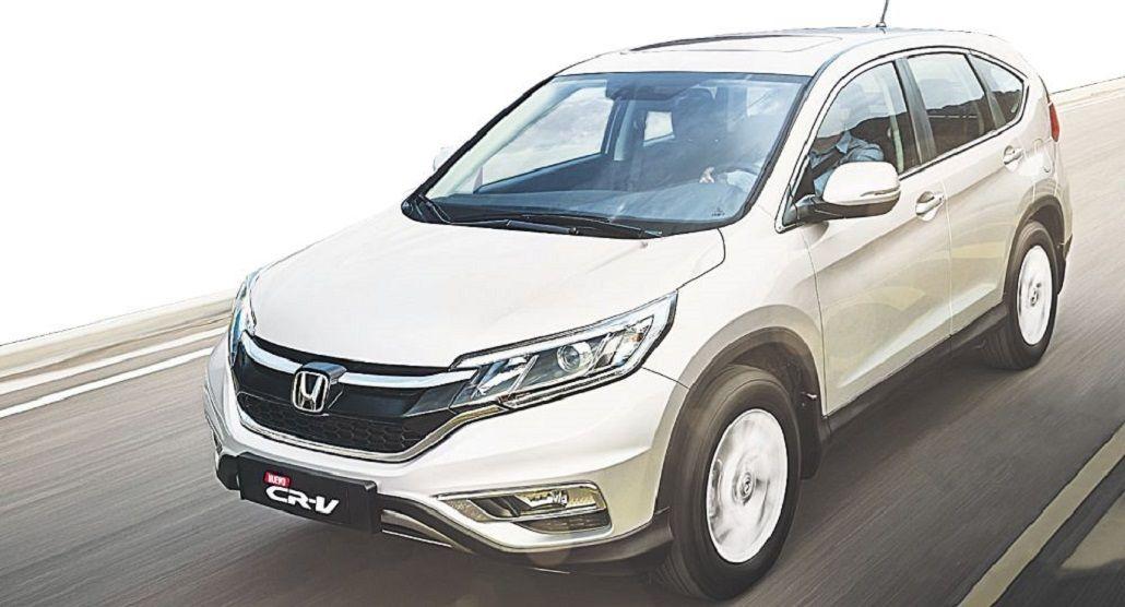Honda renovó a su SUV emblema