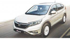 Honda renovó a su SUV emblema, el CR-V