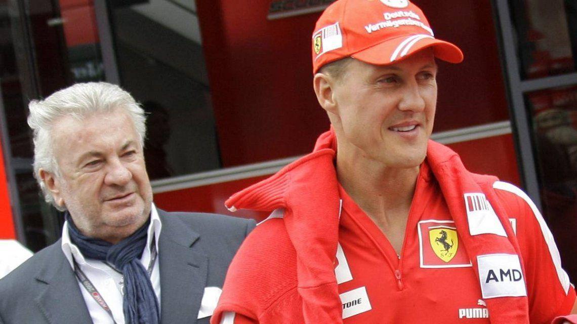 El ex manager de Schumacher cargó contra la familia del piloto