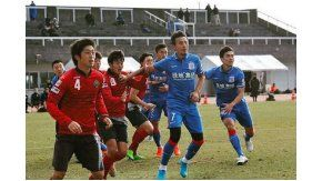 El Shanghai Shenhua cayó en su primer partido del año