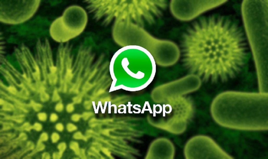 Alertan por virus que se transmiten por WhtasApp