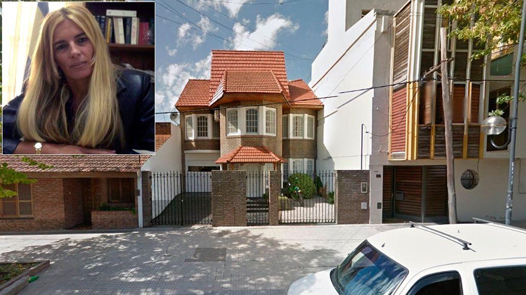 La casa de María Scarpino en La Plata
