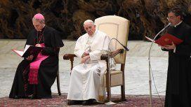 El Papa dijo que delincuentes quieren cobrar entradas por la audiencia de los miércoles