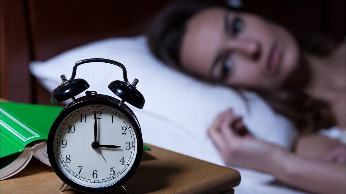 Motivos por los cuales podrías tener insomnio