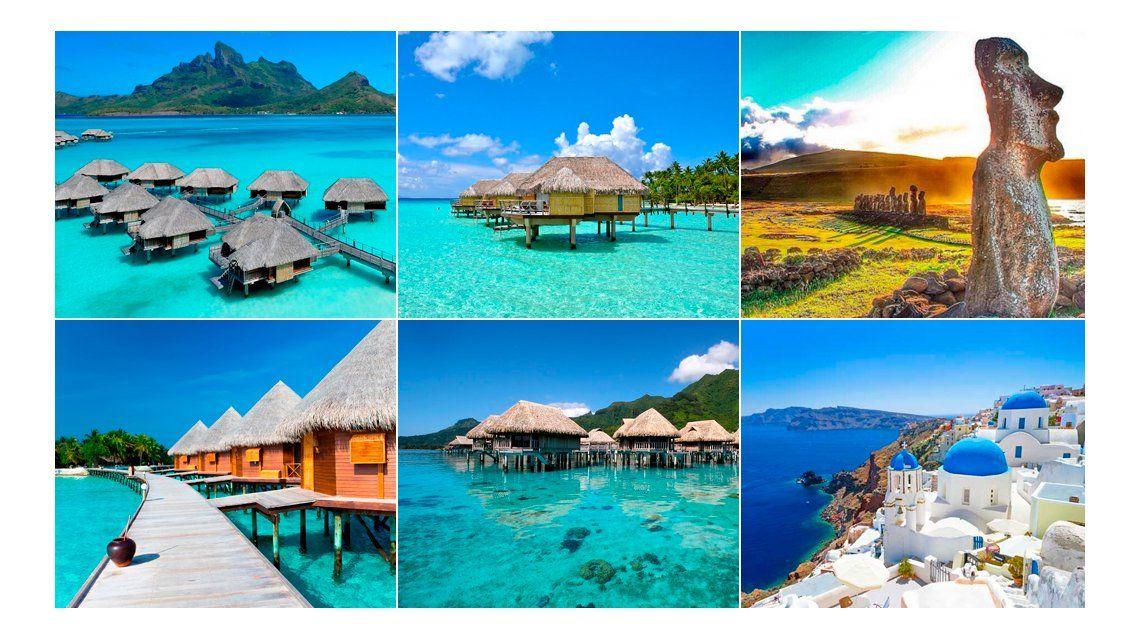 ¿Dónde ir de vacaciones con tu pareja?