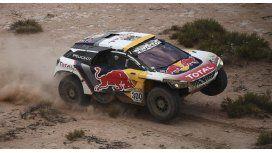 Peterhasel es uno de los candidatos a ganar el Dakar en la categoría autos