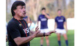 El entrenador de los Pumas pasó por los estudios de Radio 10