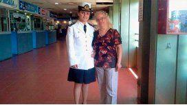 La joven marina fue ahorcada