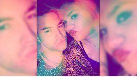 Morena Rial y su novio