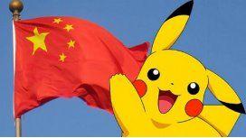 China bloquea Pokémon Go