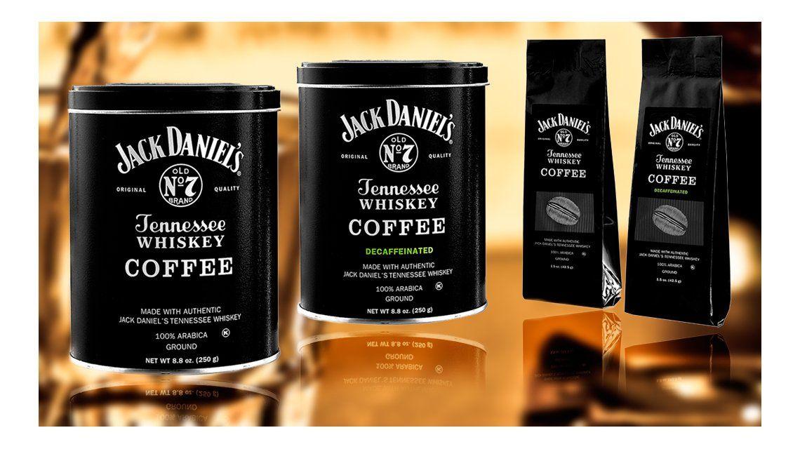 Marche un café con whisky