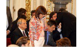 Citan a Patricia Bullrich al Congreso por la desaparición de Maldonado