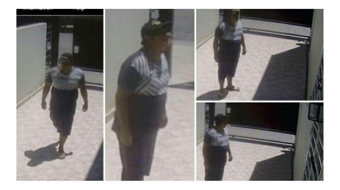 Un ladrón se arrepintió y devolvió lo que había robado