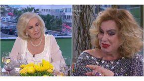 Beatriz Salomón quebró en llanto en lo de Mirtha Legrand
