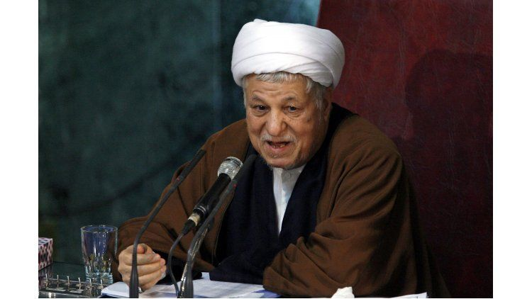 Murió Akbar Hashemi Rafsanjani